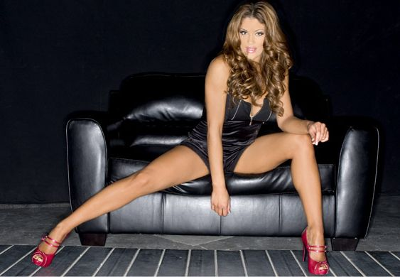 WWE Diva Eve Torres Hot